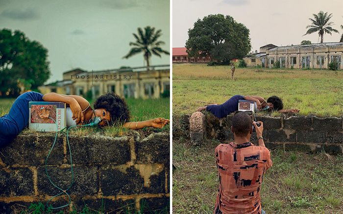 Fotógrafo revela o que há por trás das fotos perfeitas do Instagram (42 fotos) 21