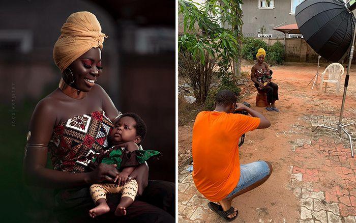 Fotógrafo revela o que há por trás das fotos perfeitas do Instagram (42 fotos) 27
