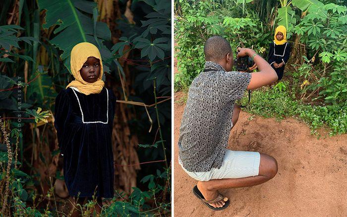 Fotógrafo revela o que há por trás das fotos perfeitas do Instagram (42 fotos) 42