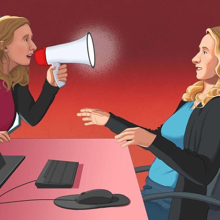 49 ilustrações que mostram o que há de errado com nossa sociedade 12