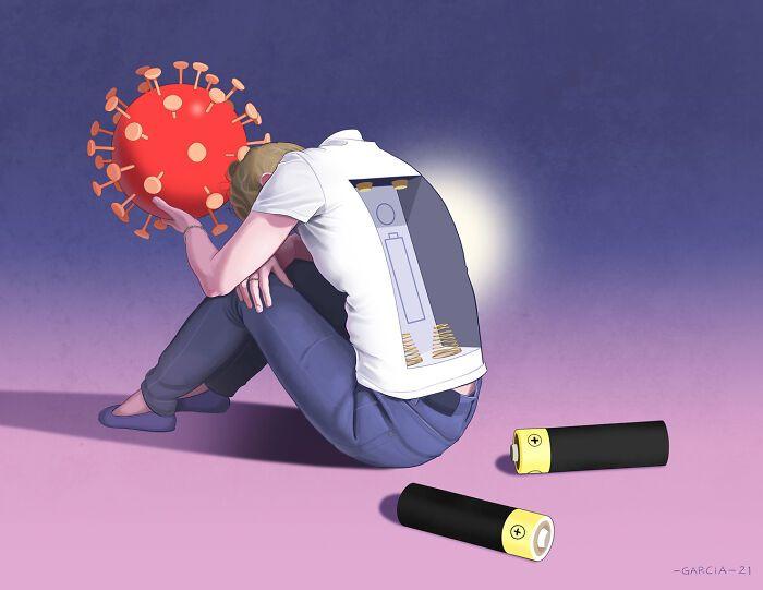 49 ilustrações que mostram o que há de errado com nossa sociedade 21