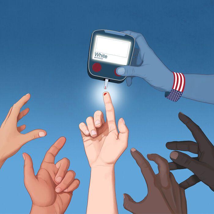 49 ilustrações que mostram o que há de errado com nossa sociedade 25