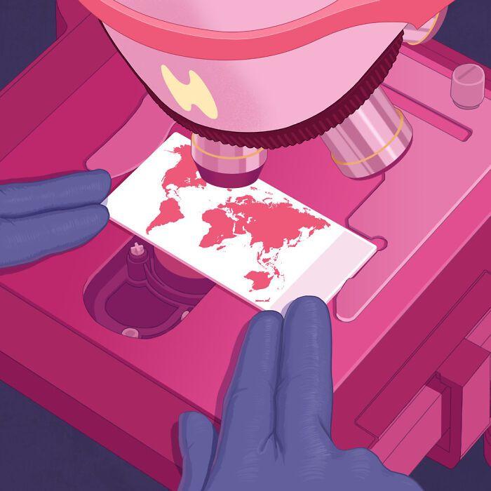 49 ilustrações que mostram o que há de errado com nossa sociedade 26