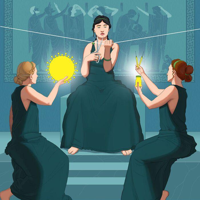 49 ilustrações que mostram o que há de errado com nossa sociedade 35