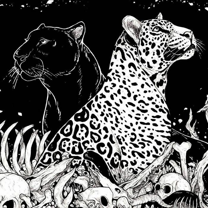 Ilustrador combina animais, pessoas e o céu noturno para criar arte mágica (26 fotos) 22