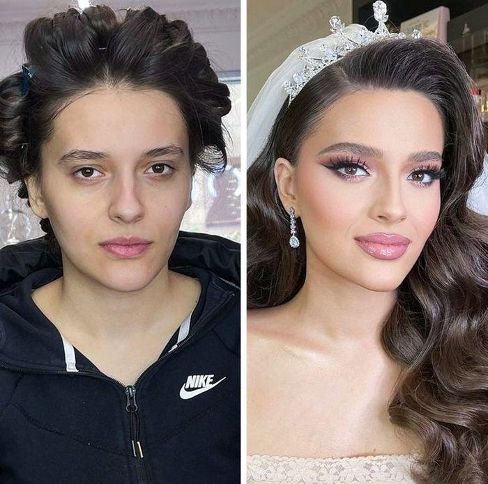 Maquiagens incríveis do maquiador albanês Arber Bytyqi (21 fotos) 6