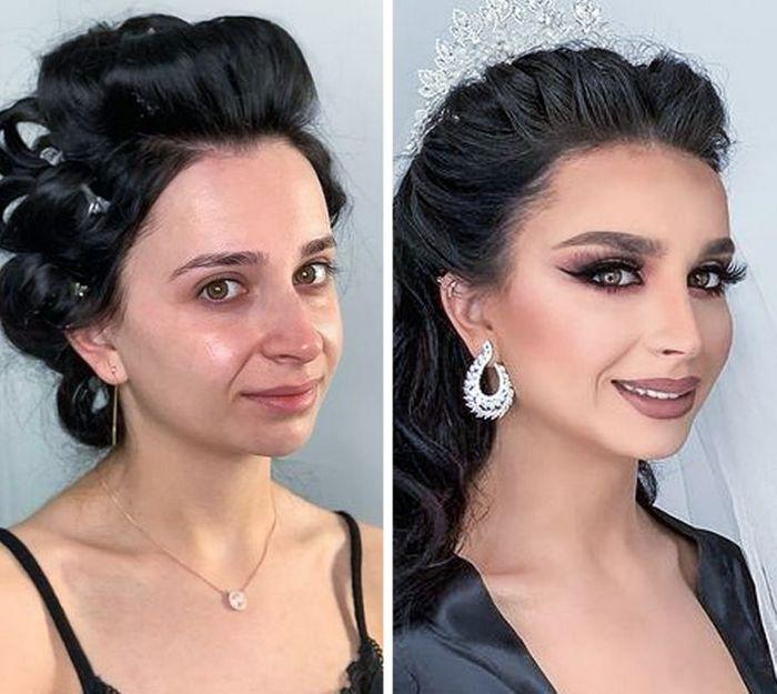 Maquiagens incríveis do maquiador albanês Arber Bytyqi (21 fotos) 7
