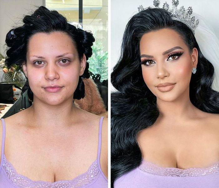 Maquiagens incríveis do maquiador albanês Arber Bytyqi (21 fotos) 13