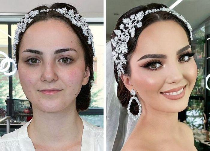 Maquiagens incríveis do maquiador albanês Arber Bytyqi (21 fotos) 16