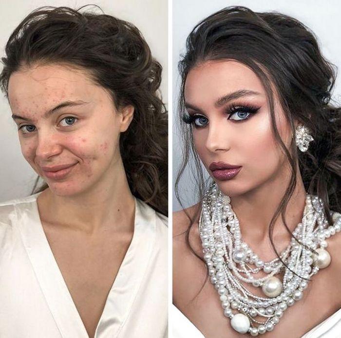Maquiagens incríveis do maquiador albanês Arber Bytyqi (21 fotos) 17