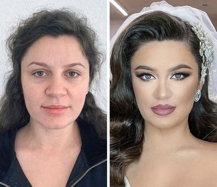 Maquiagens incríveis do maquiador albanês Arber Bytyqi (21 fotos) 19