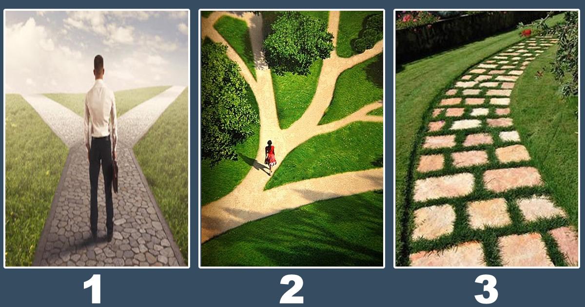 Qual caminho você deve seguir em sua vida? 2