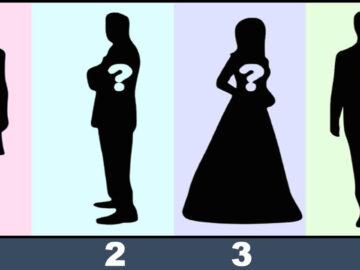 Qual dessas pessoas tenta esconder algo? 4
