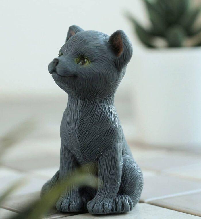 37 sabonetes artesanais com tema de animais, deste artista russo 37