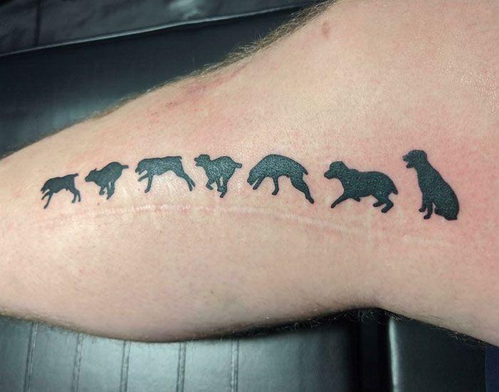 46 tatuagens incríveis que transformaram cicatrizes e marcas de nascença em obras de arte 17