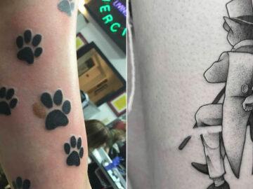 46 tatuagens incríveis que transformaram cicatrizes e marcas de nascença em obras de arte 59