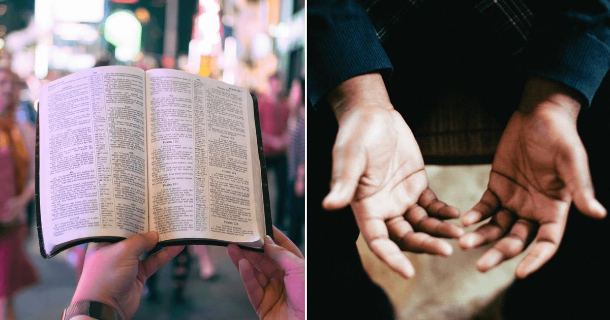 50 versículos sobre o poder da oração 2