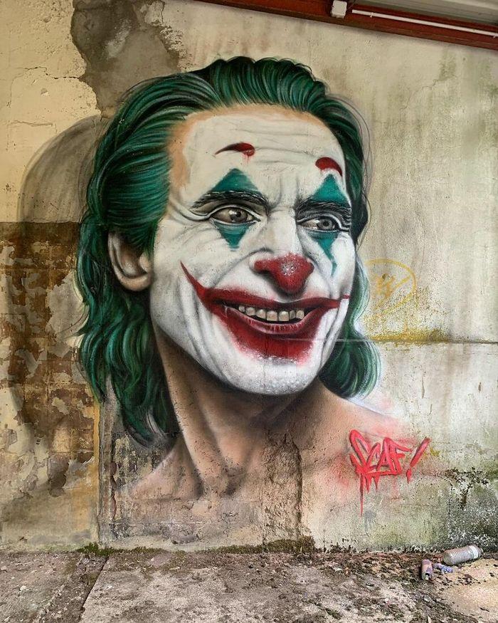 Artista de rua francês pinta graffiti de criaturas em 3D e não é para os fracos de coração (43 fotos) 20