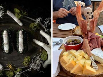 27 comidas com tema de Halloween que são muito assustadores para comer 5