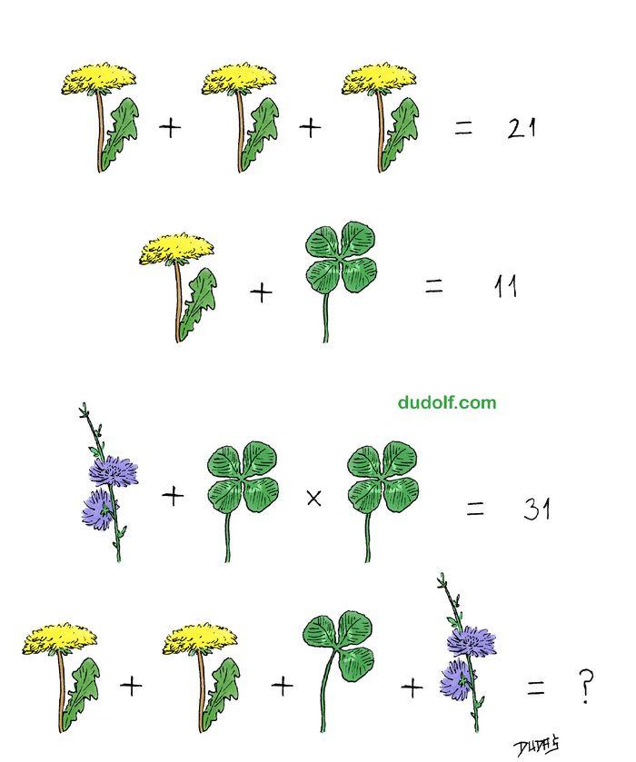 Desafio matemático: Qual o valor da equação? 2