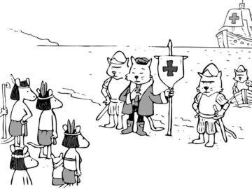 Este artista cria quadrinhos curtos e humorísticos sem diálogo (57 fotos) 38