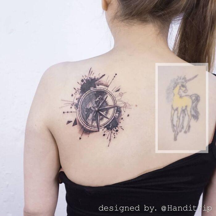59 exemplos surpreendentes de mestres de tinta dando uma reforma incrível em tatuagens velha e feia 5