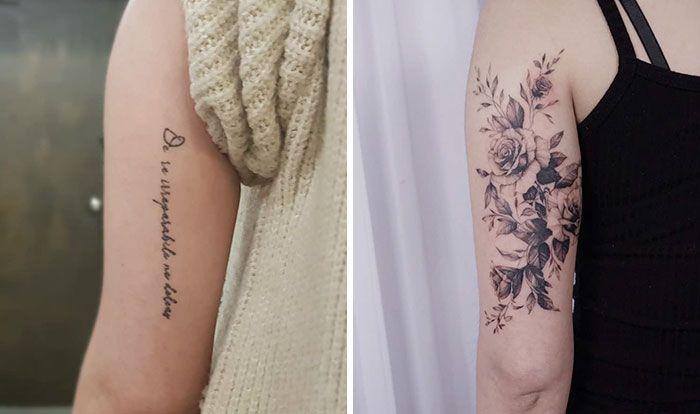 59 exemplos surpreendentes de mestres de tinta dando uma reforma incrível em tatuagens velha e feia 48