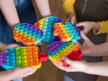 Fatos sobre Fidget Toys o brinquedo que é mania do momento entre as crianças 21