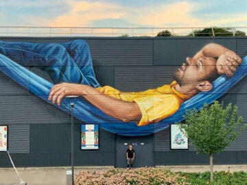 45 graffiti 3D do artista francês 37
