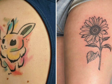 54 ideias para sua primeira tatuagem 54