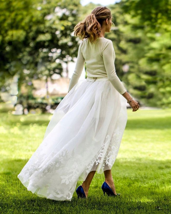 12 noivas que não quiseram saber dos tradicionais vestidos brancos 15
