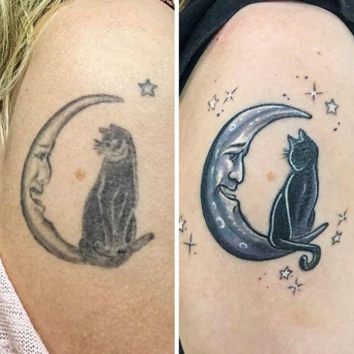 16 tatuagens que passaram de um fracasso a uma obra-prima 6