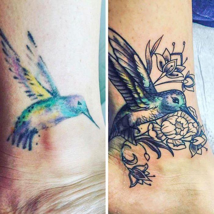 16 tatuagens que passaram de um fracasso a uma obra-prima 8