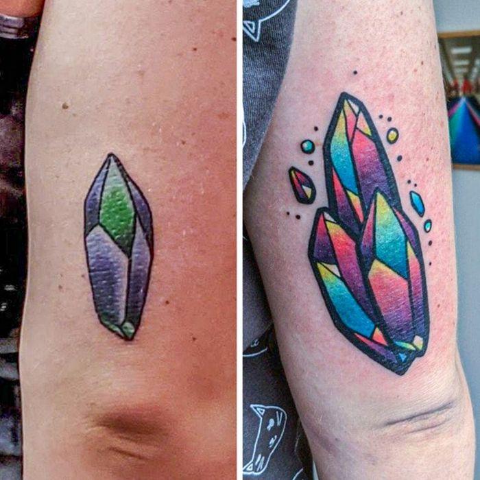 16 tatuagens que passaram de um fracasso a uma obra-prima 9