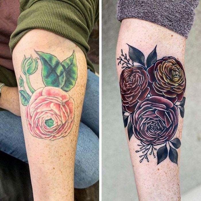 16 tatuagens que passaram de um fracasso a uma obra-prima 11