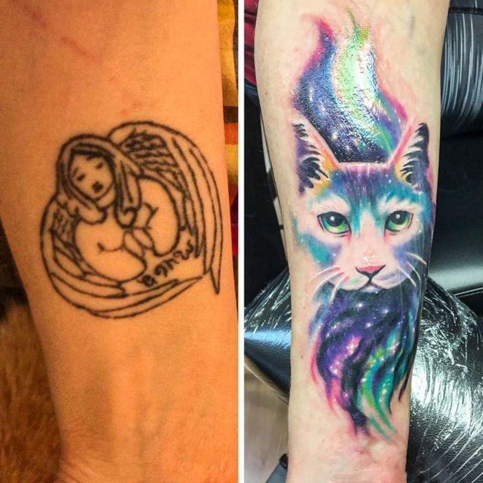 16 tatuagens que passaram de um fracasso a uma obra-prima 12