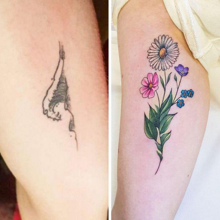 16 tatuagens que passaram de um fracasso a uma obra-prima 17