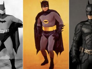 Tenta adivinhar qual é o filme do Batman pelo seu uniforme 2